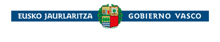 Logo du gouvernement basque